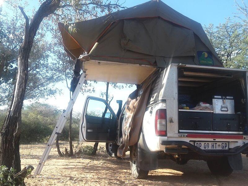 Campervan mieten