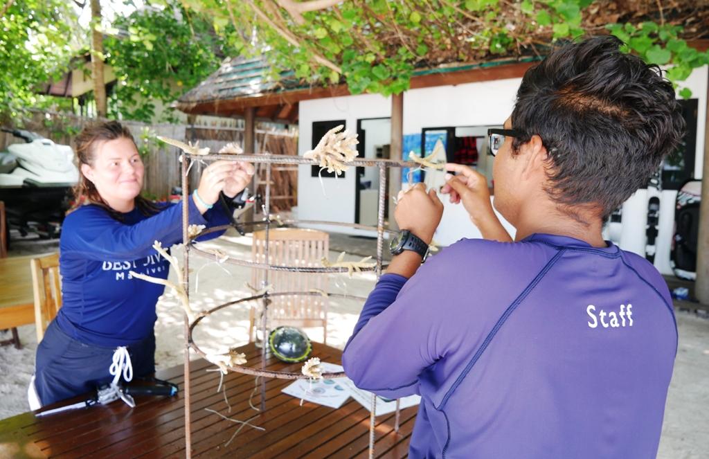 Soziale Projekte_OZONE Coral Programm