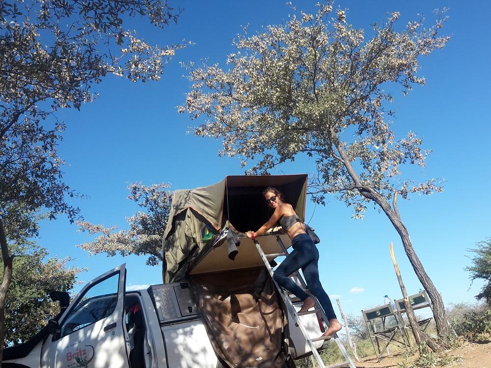 Botswana Selbstfahrer