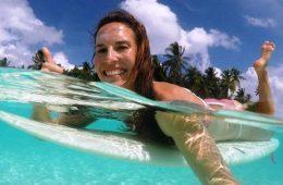 Malediven Surfen