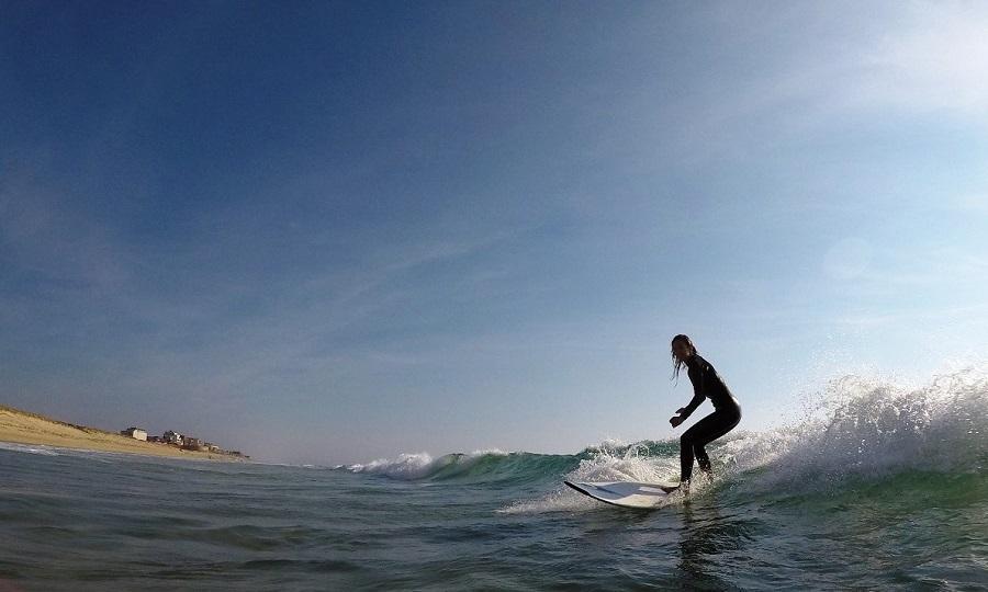 Baskenland Surfen