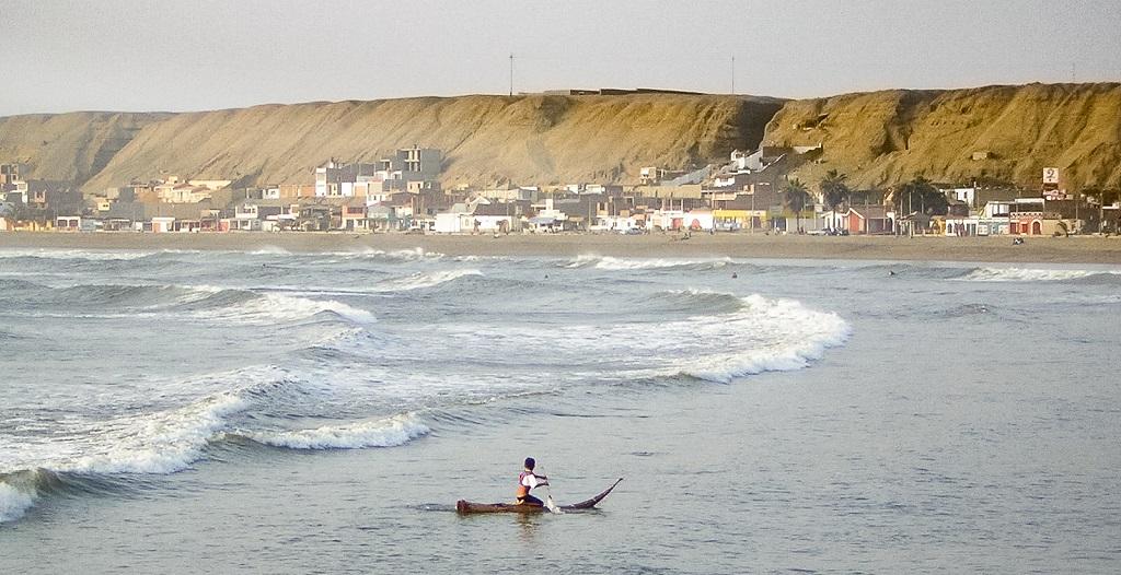 Huanchaco Strand
