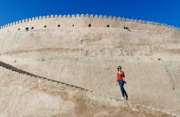 Khiva Stadtmauer
