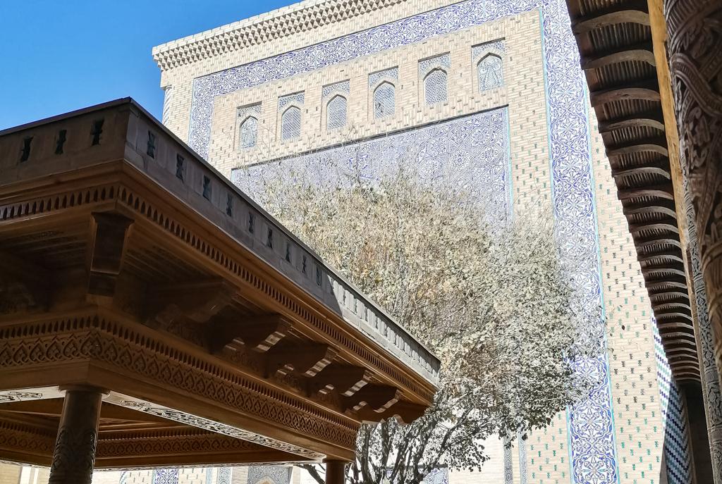 Pahlavon Mahmoud Mausoleum Khiva
