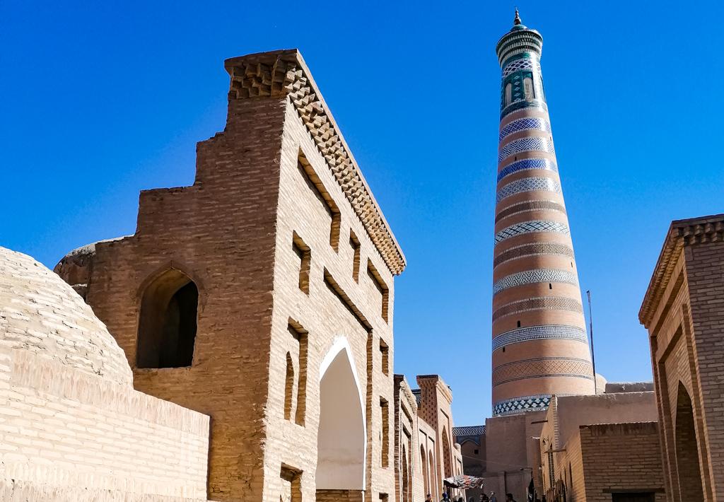 Islom-Hoja-Minarett