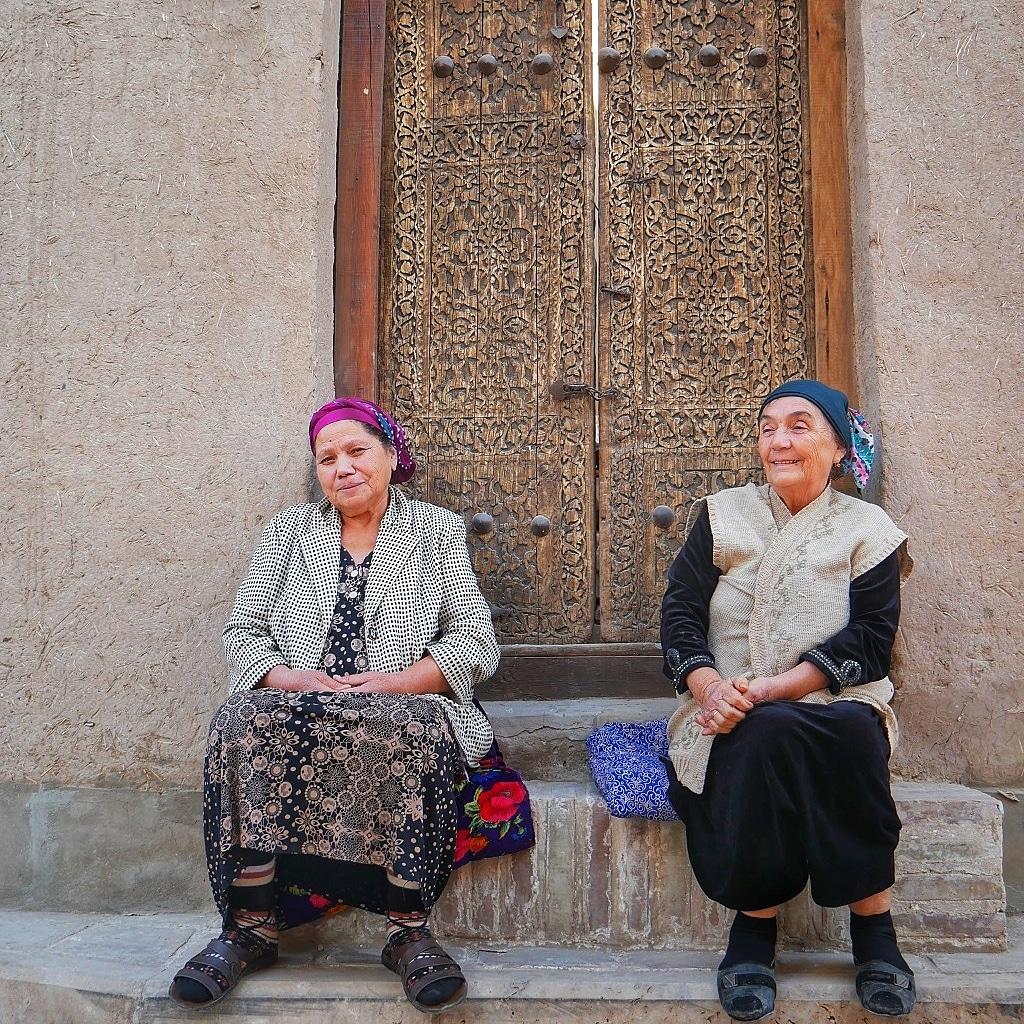 Usbekistan Ladies