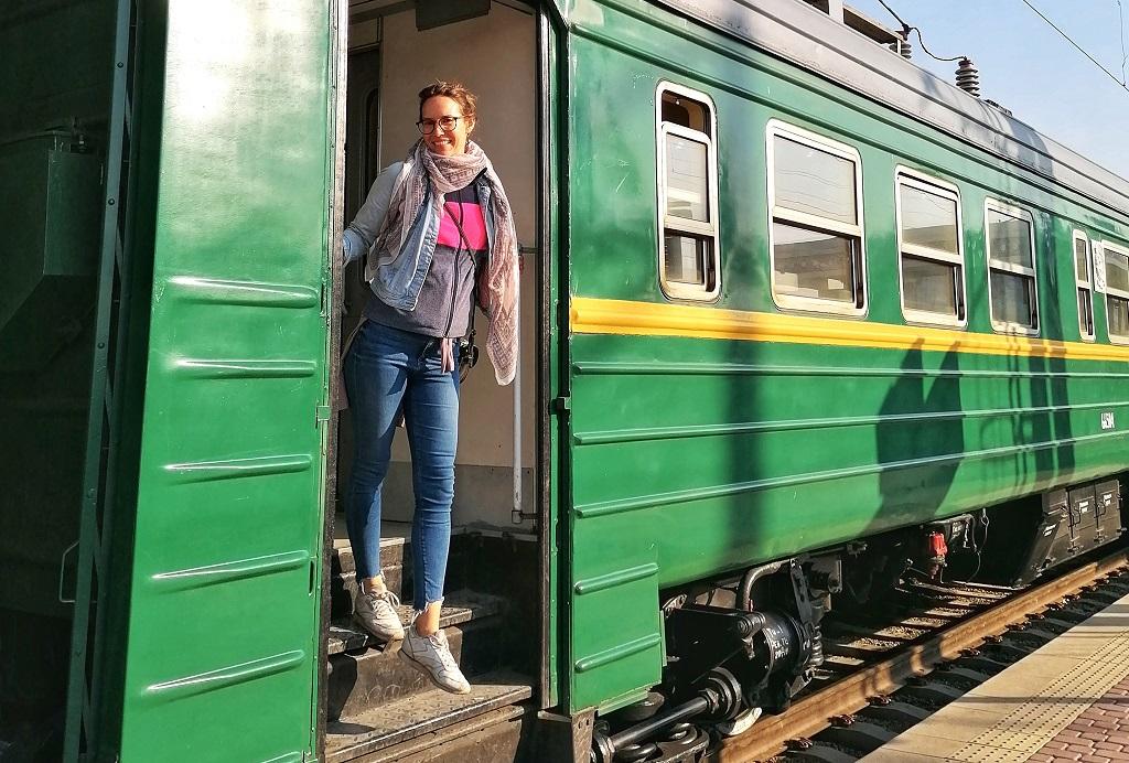 Usbekistan Bahn
