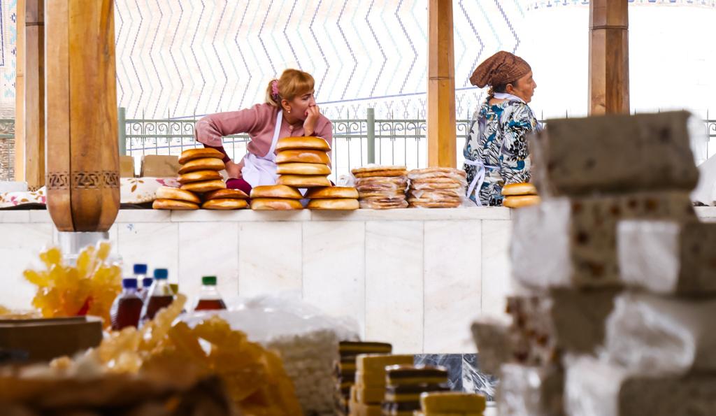 Usbekistan Gerichte