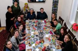 Usbekistan Küche