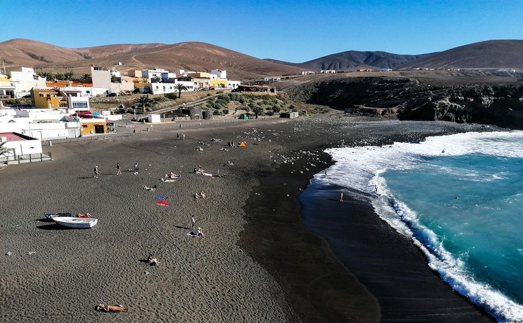 Ajuy Playa Negra