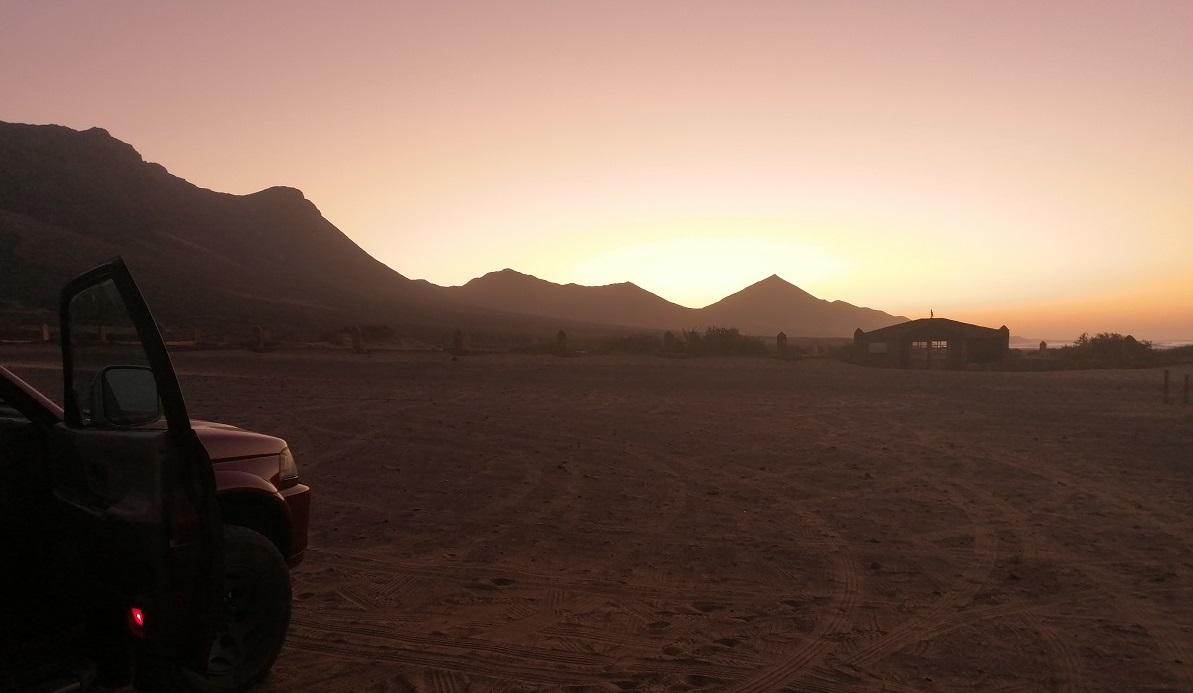 Strand Sonnenuntergang