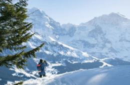 Skiurlaub Schweizer Berge