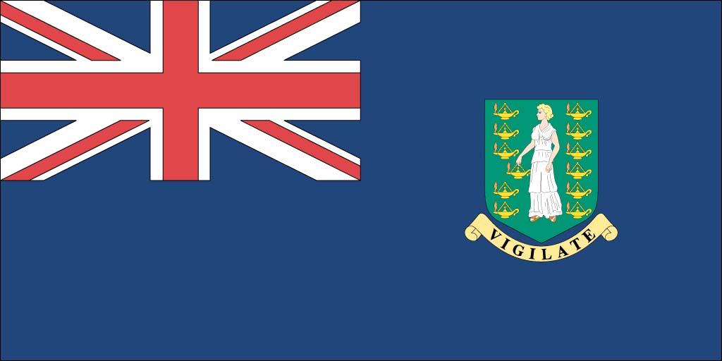 BVI Flagge