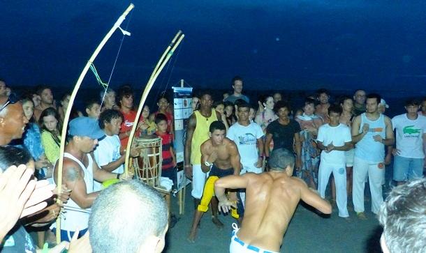 Capoeira Brasilien (c) Anja Knorr