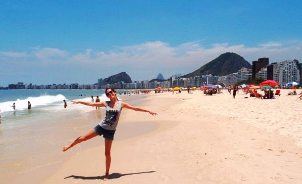 Copacabana Frau (c) Anja Knorr