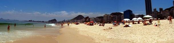 Copacabana Rio de Janeiro (c) Anja Knorr