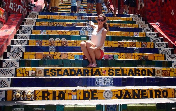 Treppe Rio (c) Anja Knorr
