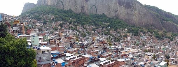 Favela Rocinho (c) Anja Knorr