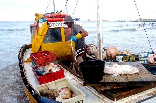 Fischerboot Uruguay (c) Anja Knorr
