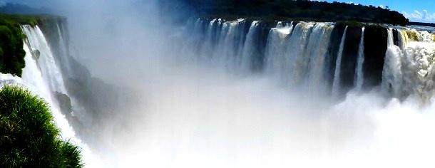 Iguacu Teufelsschlucht Brasilien (c) Anja Knorr