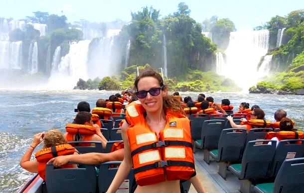 Iguazu Brasilien (c) Anja Knorr