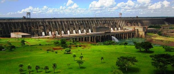 Itaipu-Damm Brasilien (c) Anja Knorr