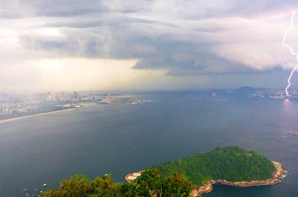 Unwetter Rio Brasilien (c) Anja Knorr